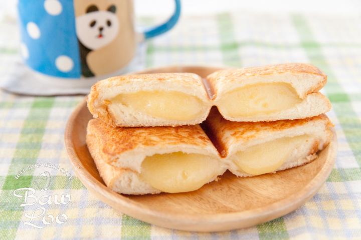 秋田・マタギもびっくり!バター餅のもちもちサンド
